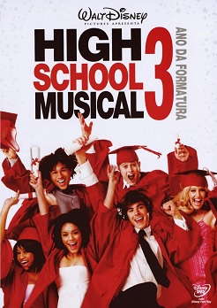 High School Musical 3 – Ano da Formatura – Dublado