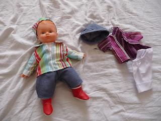 jouet poupon bébé