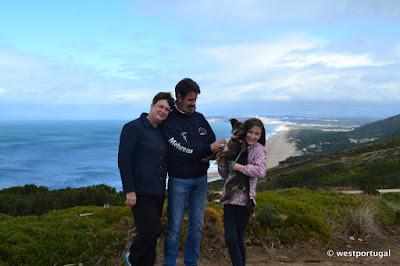 пеший туризм в Португалии