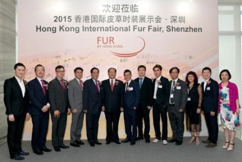 Για πρώτη φορά πραγματοποιήθηκε Διεθνής Έκθεση Γούνας  από την ομοσπονδία του Χονγκ Κονγκ στο Σενζέν της Κίνας μες στον Ιούνιο