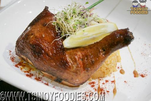 barbecued chicken jambalaya