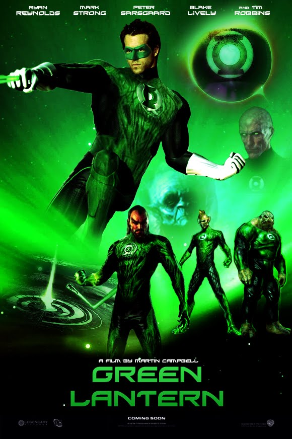 Regarder le film Green Lantern BDRIP en streaming VF