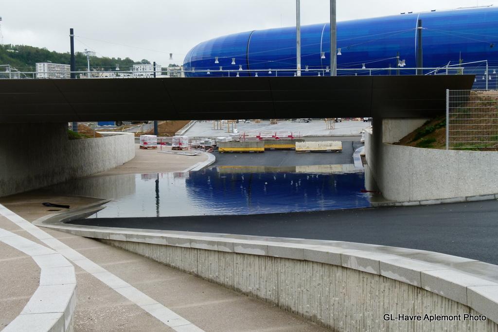 Havre aplemont photo piscine - Piscine couverte design le havre ...