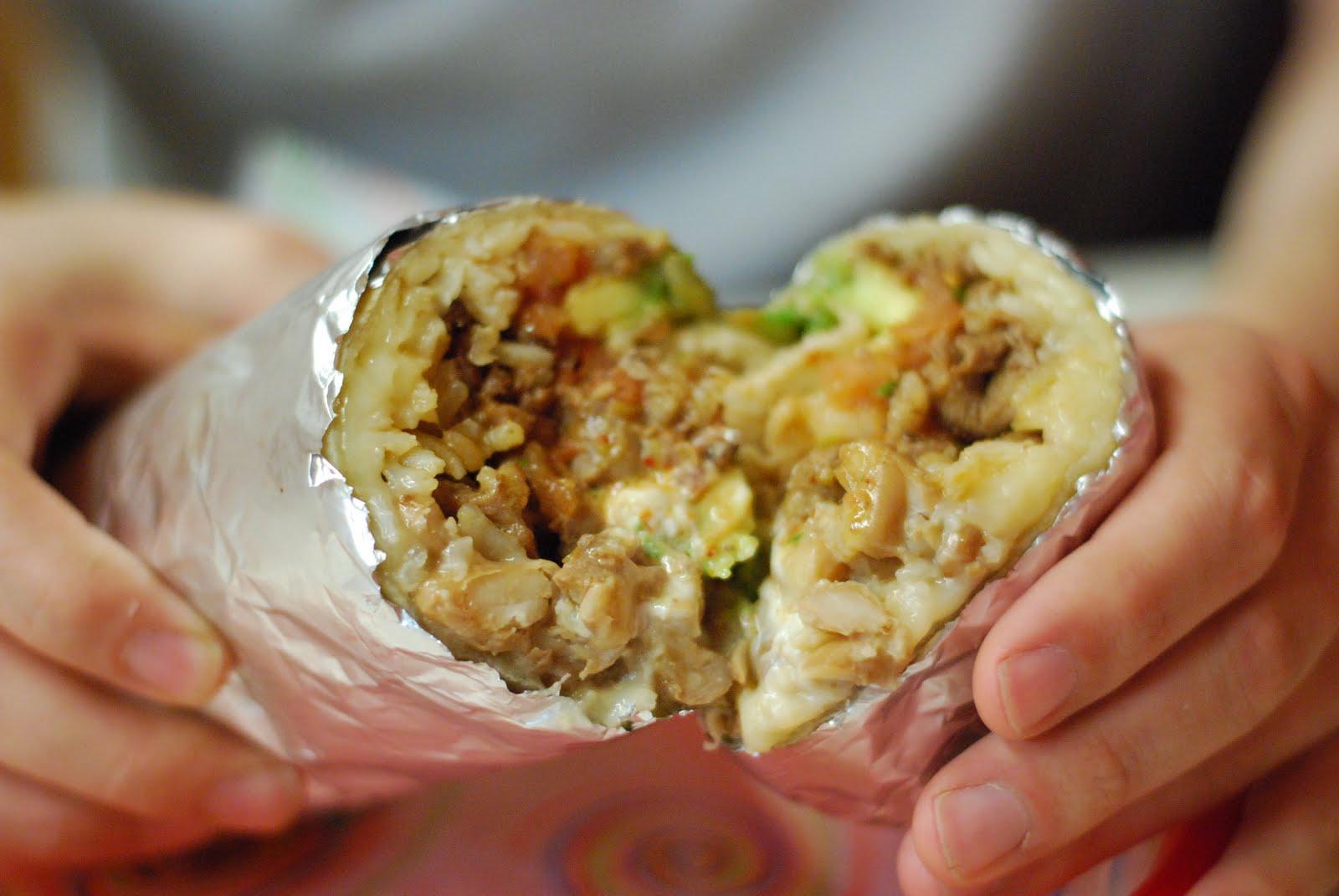 Super carne asada burrito el farolito taqueria photo credit kendra