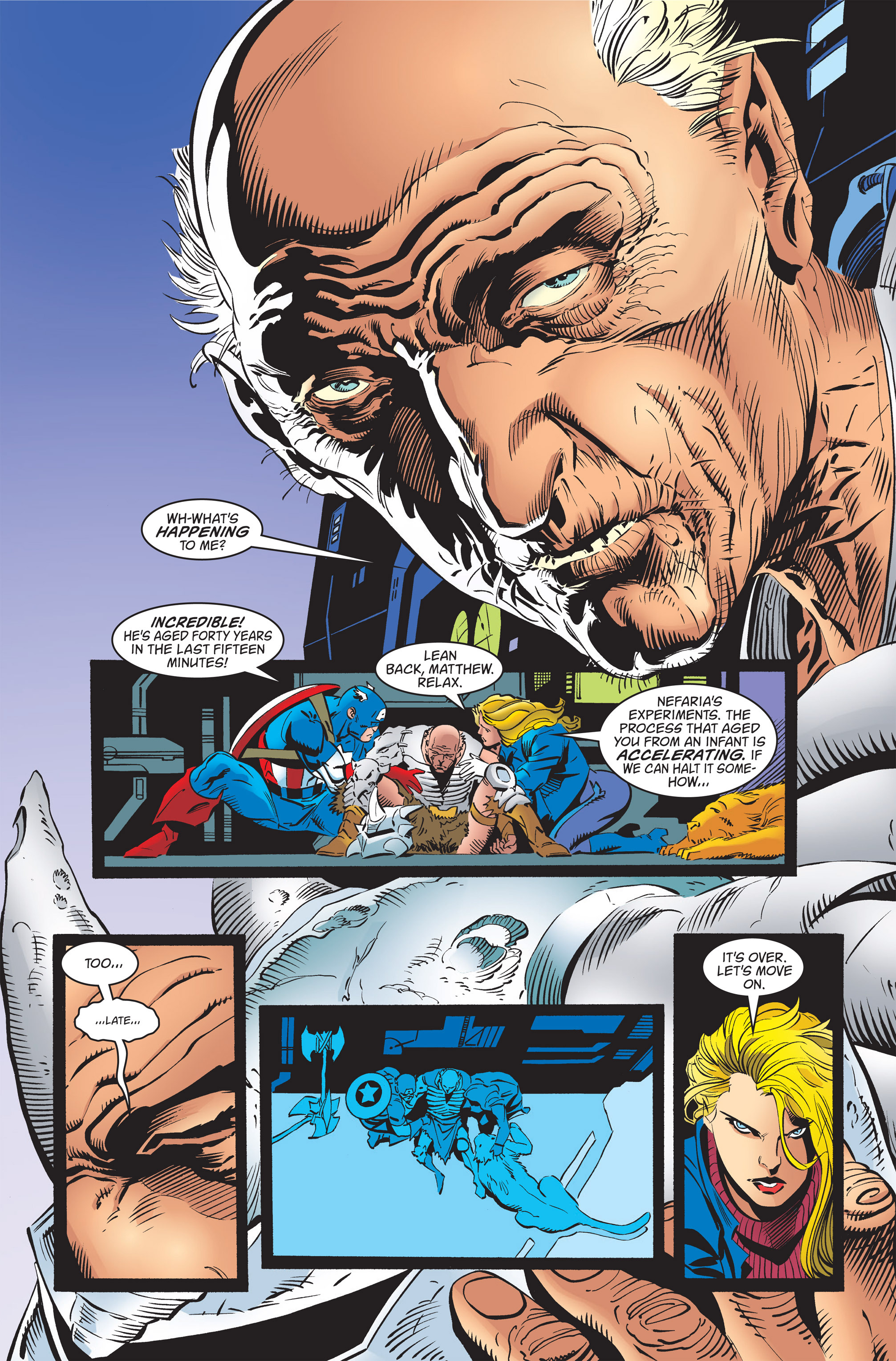 Captain America (1998) Issue #31 #37 - English 9