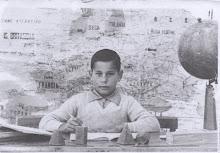 Francisco González Salguero Curso 1956/57