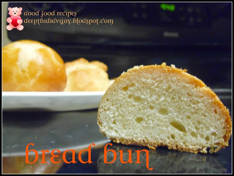 how to make delicious soft bread buns with self rising flour