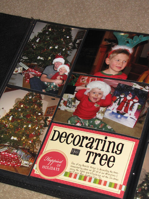 Quick and Easy Scrapbooking.  Don't get overwhelmed with all of your pictures and record your memories in a snap!  www.cleanandscentsible.com