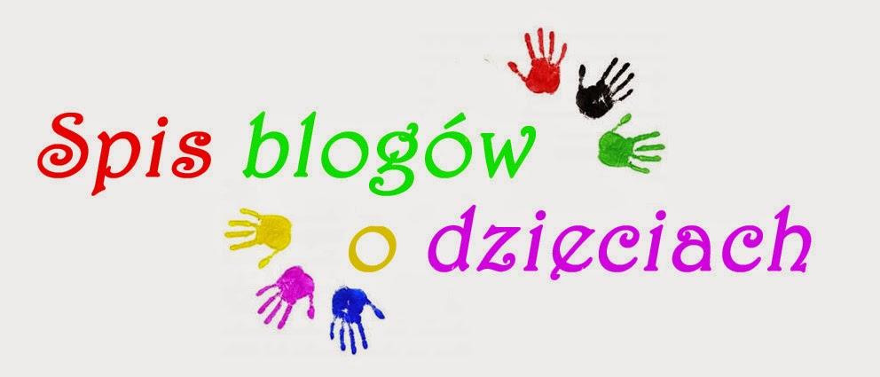 Spis blogów dziecięcych