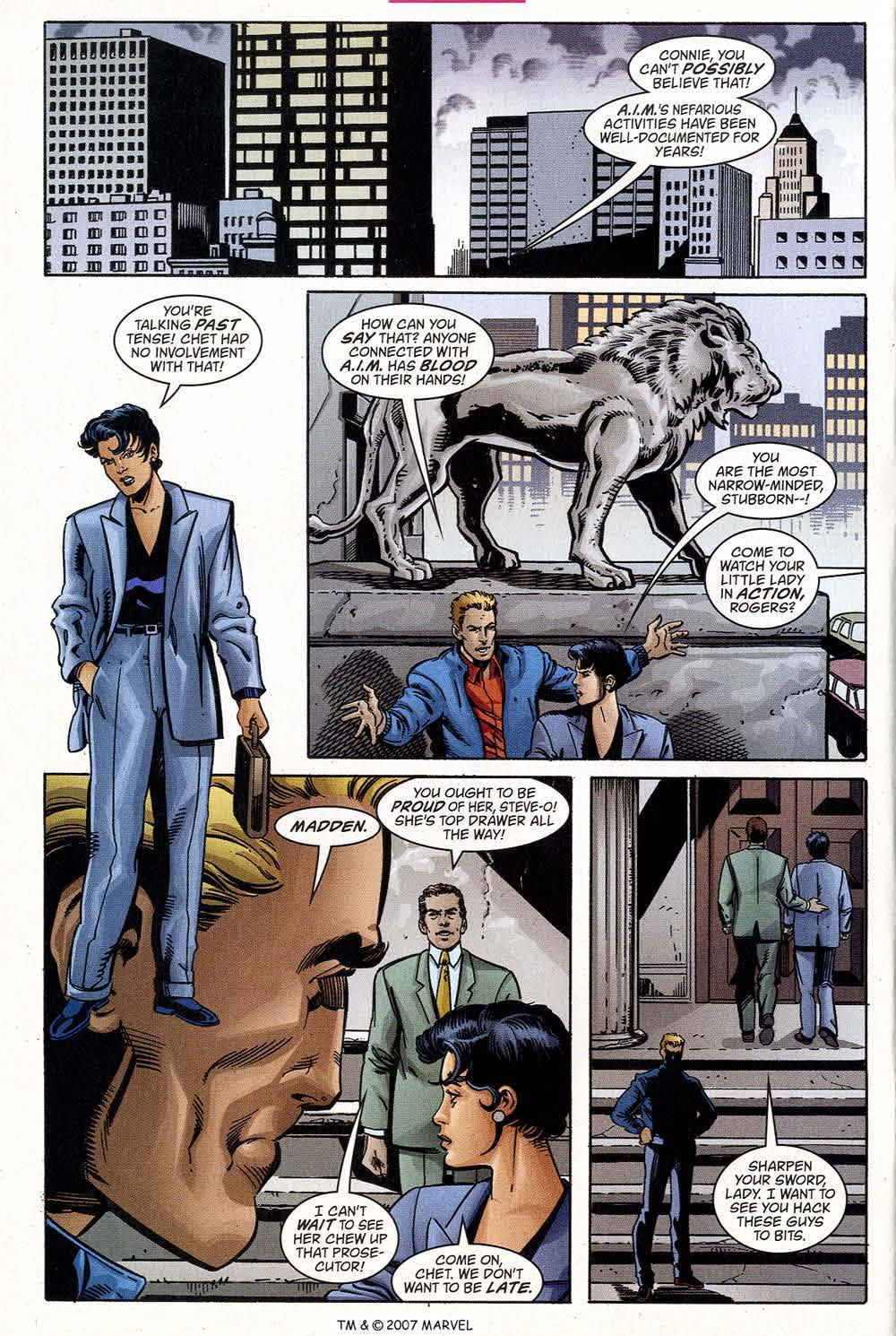 Captain America (1998) Issue #40 #47 - English 8