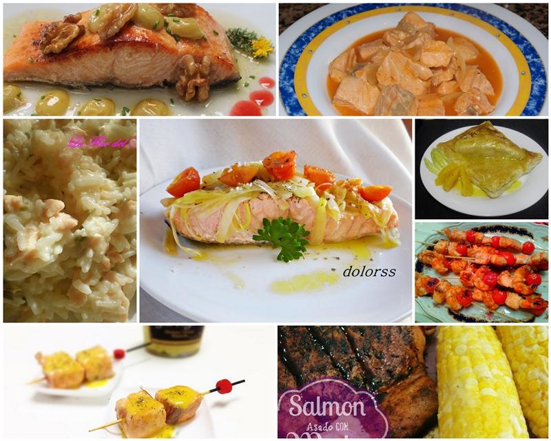 8 maneras de preparar el salm n mis cosillas de cocina for Formas de cocinar salmon
