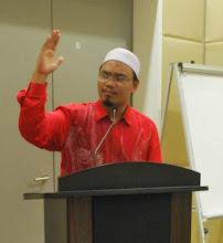 Ustaz Mohd Hakimi Mohd Noor