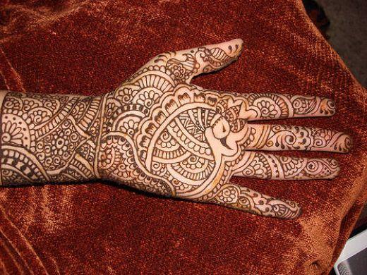 Mehndi Designs On Hips : Allentryupdate arabic bridal mehndi designs