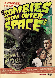 Ver online: Zombies from Outer Space (2012)