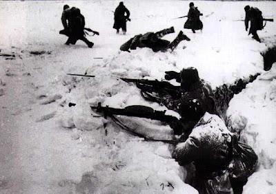 Curiosidad de la Batalla de Stalingrado