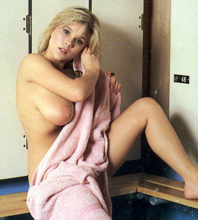 big tits Samantha Fox naked