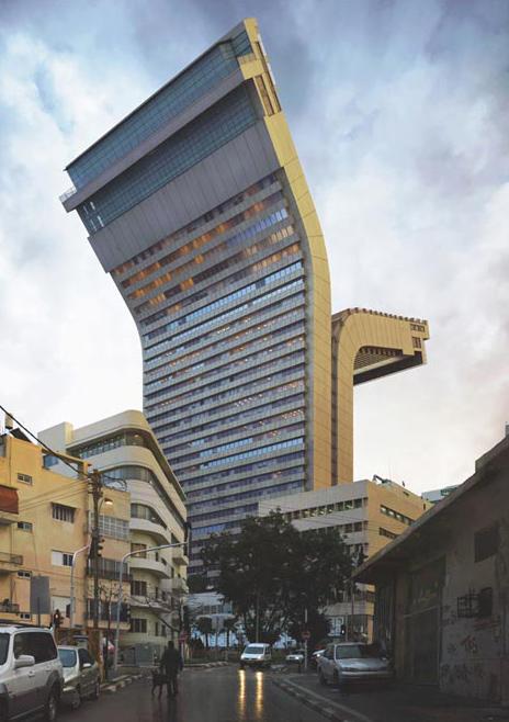 Spanish artist Victor Enrich creates surreal city portraits.