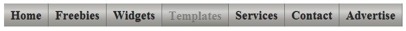 Cara Membuat MENU NAVIGASI HORISONTAL KEREN menggunakan CSS dan HTML