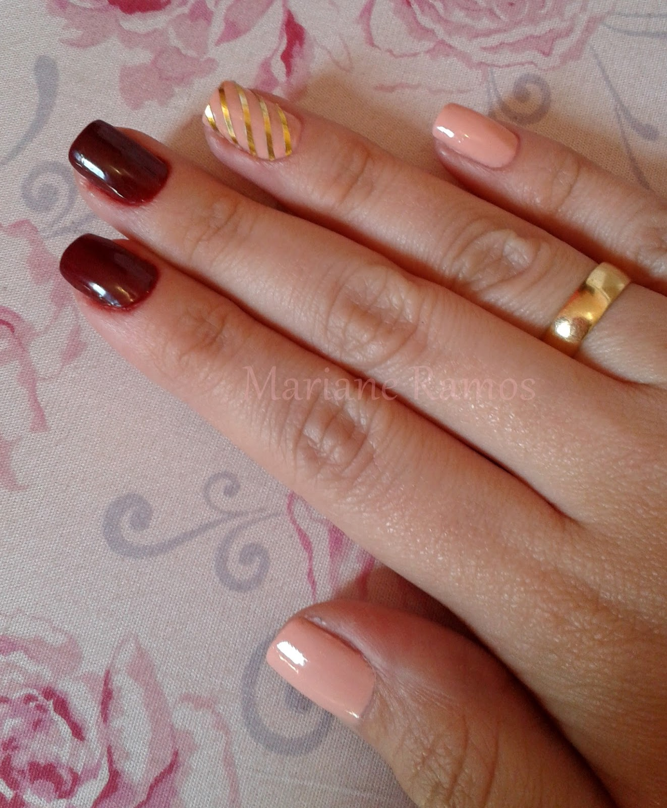 unhas da semana: fogus da beauty color