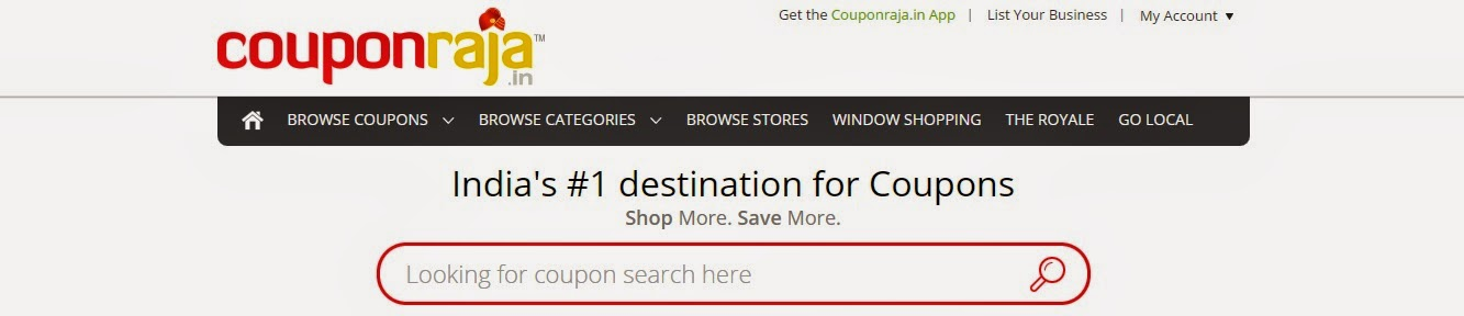 online shopping in India, couponraja, coupon site India, Deal site India, online shopping site India