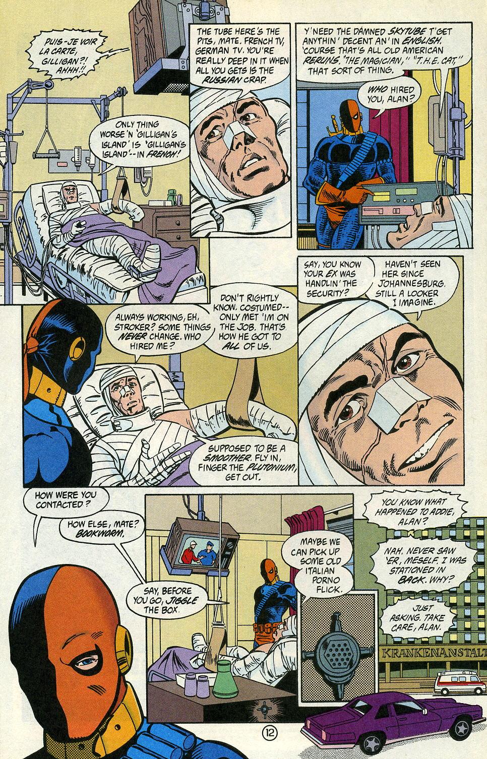 Deathstroke (1991) Issue #2 #7 - English 16