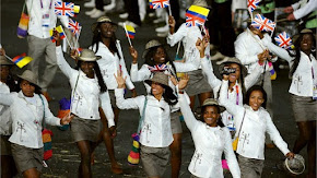 COLOMBIA IN THE OLYMPC GAMES 2012