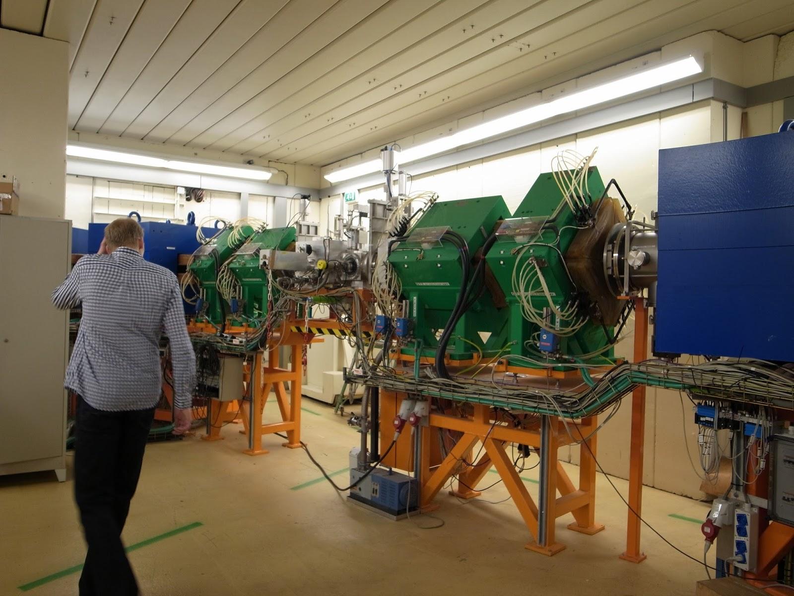 CYRIC Physics Group: オランダ・フローニンゲン大学・学位審査・公聴会、KVI