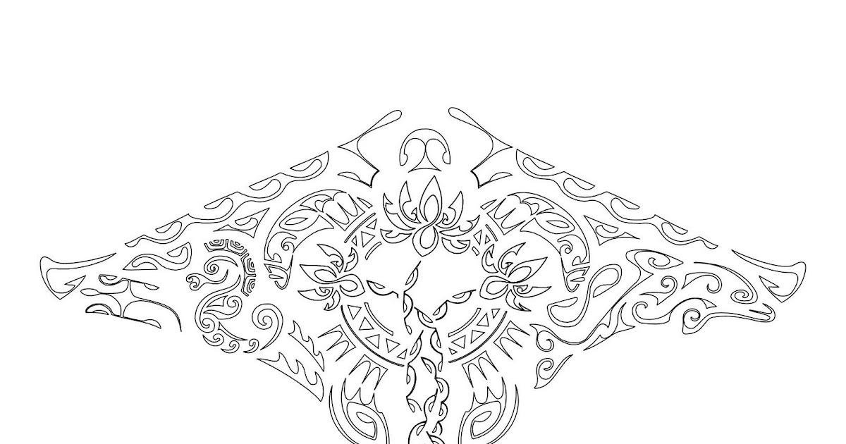 Blu sky tattoo studio maori significato 129 for Cavalluccio marino maori