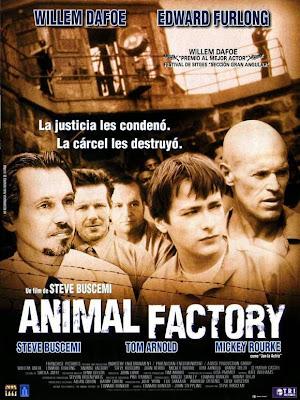 Animal Factory 2000 Dual Audio HDRip 480p 300mb