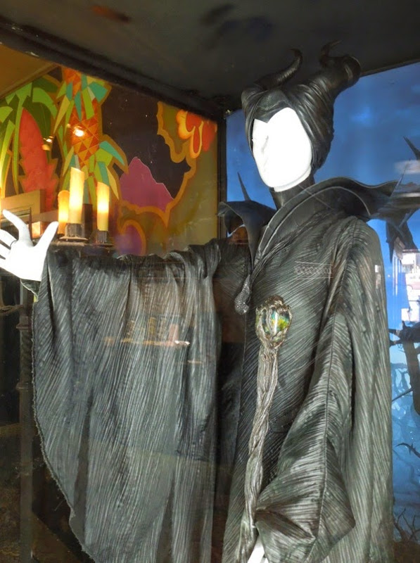 Maleficent Christening curse costume