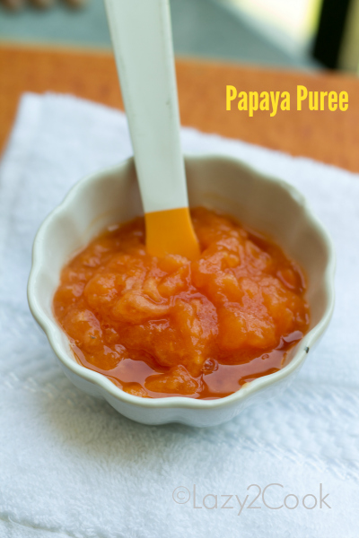 Papaya Puree