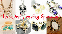 ~ Favordeal Jewelry Giveaway ~ Open Internationally ~