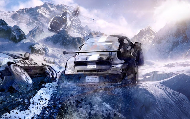 NFS Run Mountain Expedition