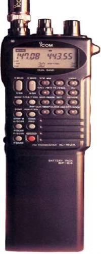 Icom IC-W2A
