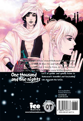 1001 Nights chap 10
