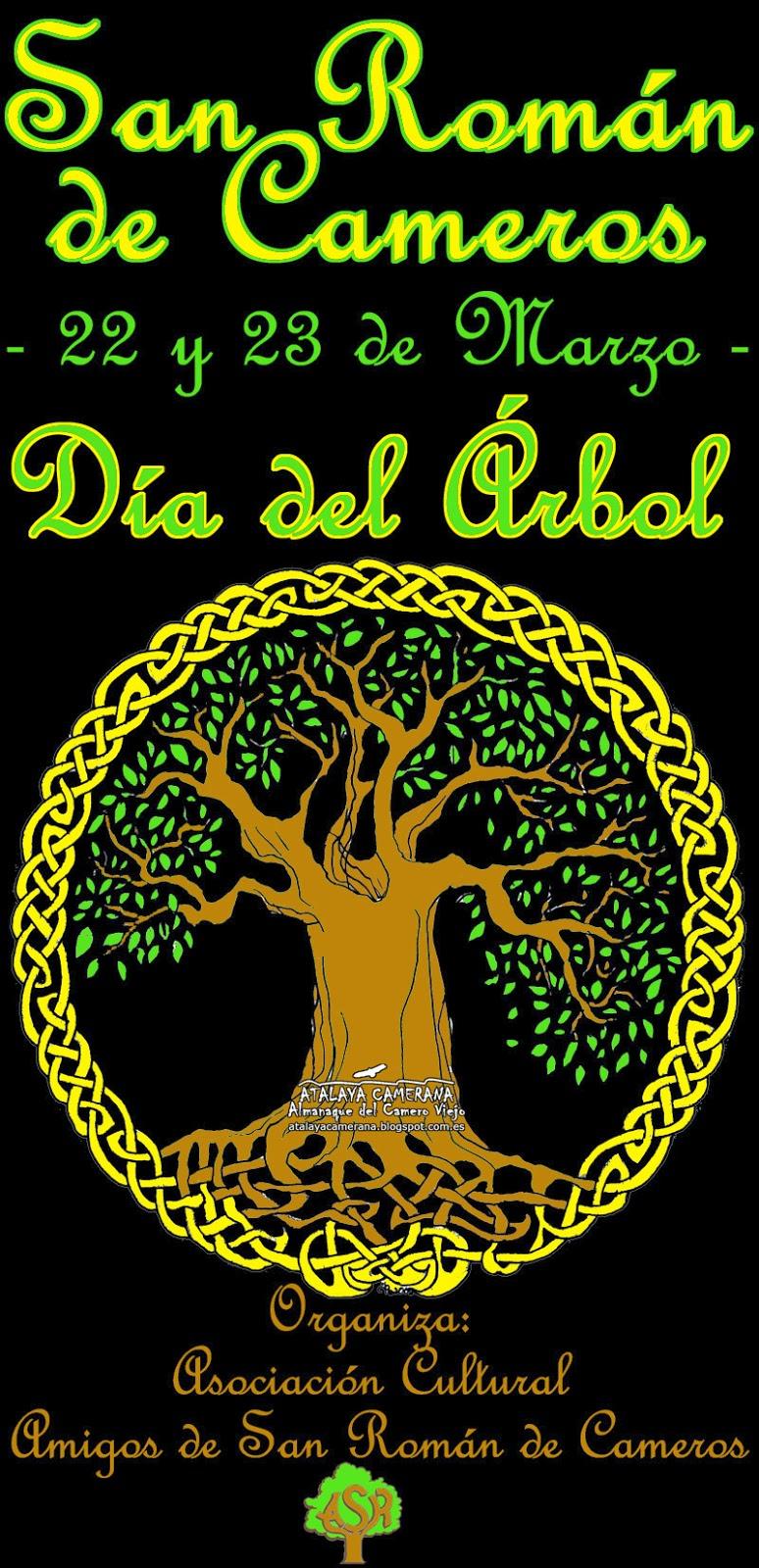 Día del Árbol en San Román de Cameros