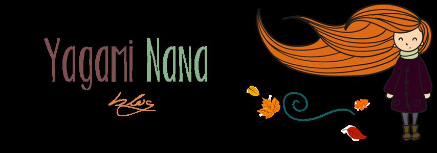 Yagami Nana | Blog Pessoal
