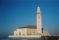 A lenyűgöző II Hassan Mecset, Casablanca