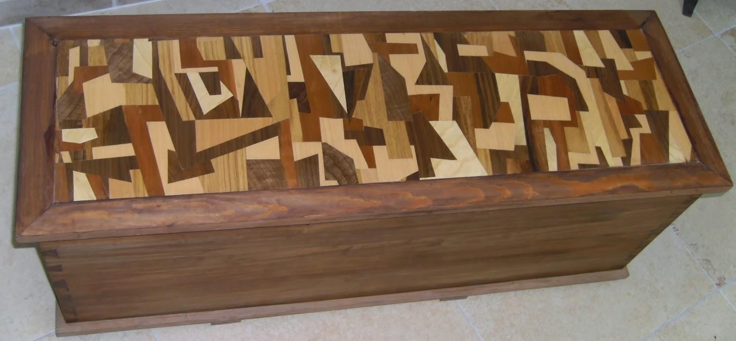 Artesan a tope y cu a ba les de madera - Baules de madera baratos ...