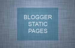 halaman statis