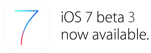 Download iOS 7 Beta 3 IPSW