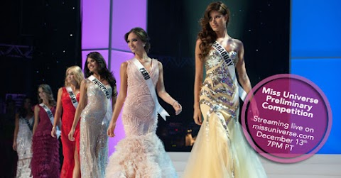 Miss Universe 2012: Preliminary Competition Show (Full)