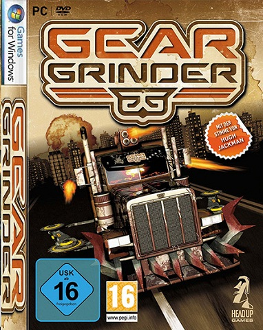 Free Download Gear Grinder PC Game Full Version