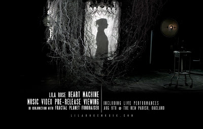 Music Video Pre-Release Viewing
