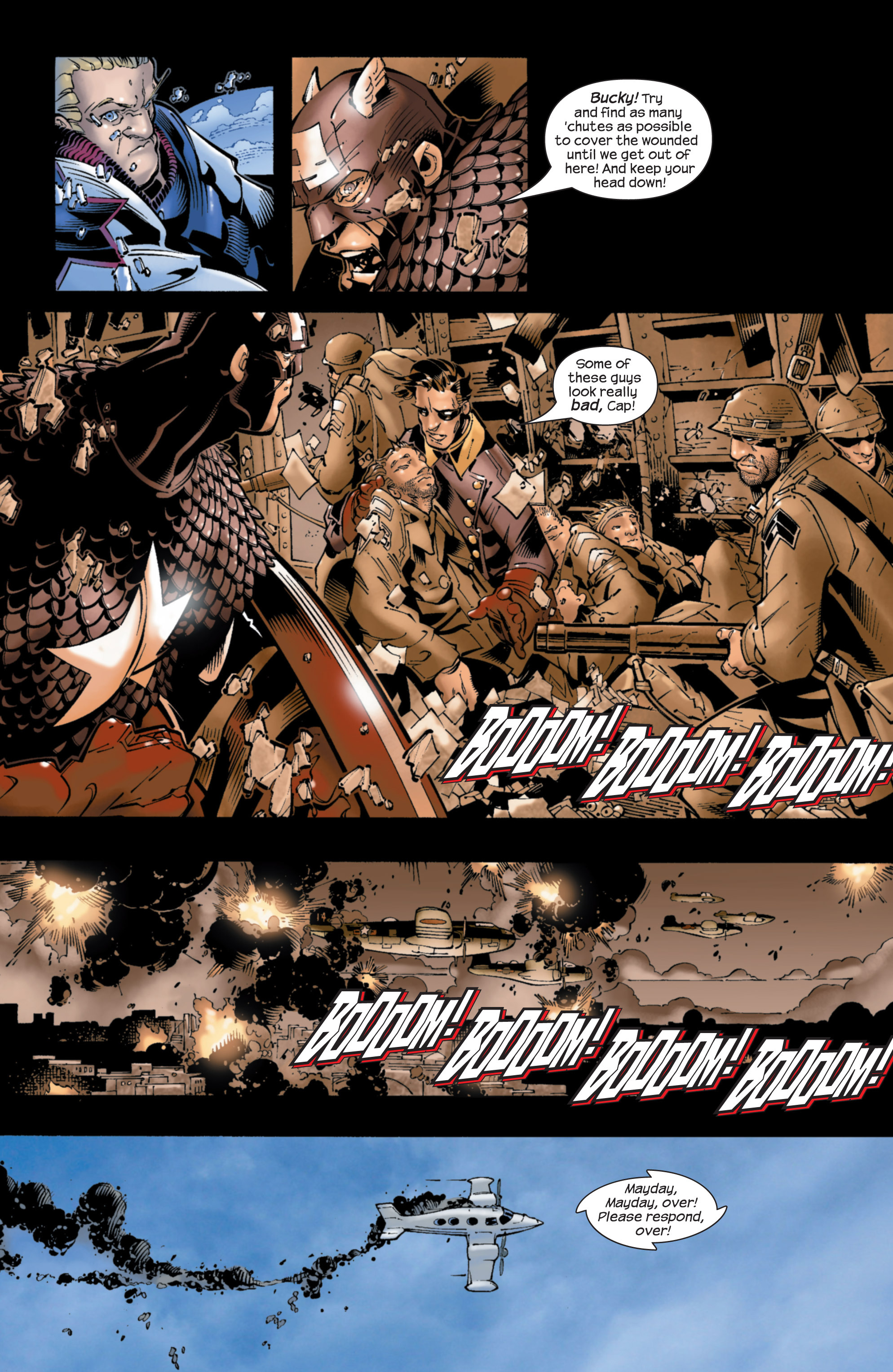 Captain America (2002) Issue #26 #27 - English 6