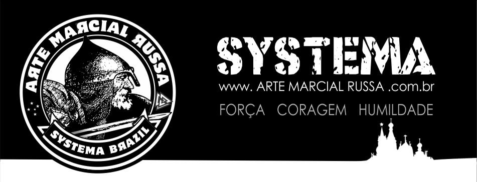 SYSTEMA BRASIL - Arte Marcial Russa