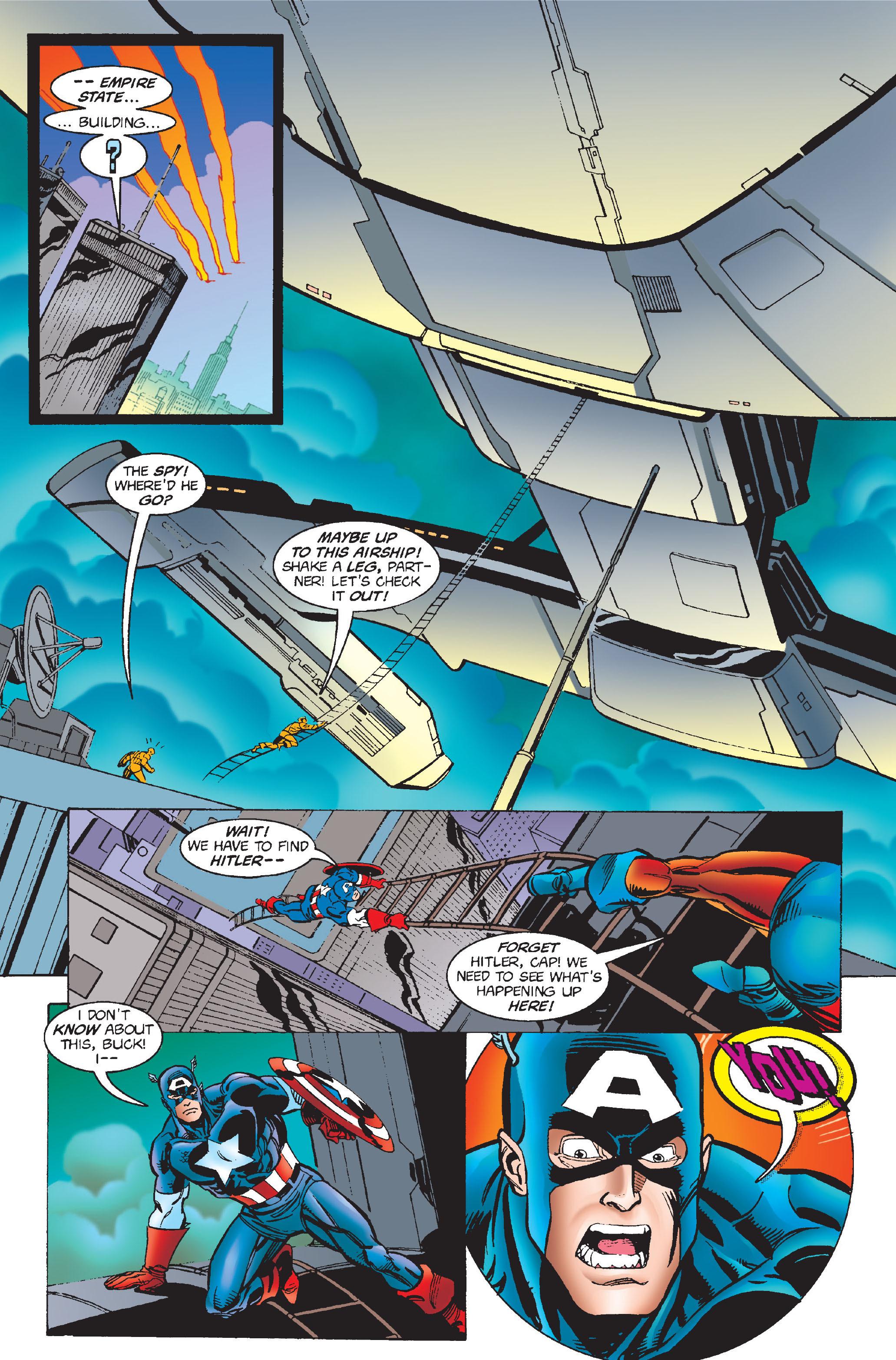 Captain America (1968) Issue #448 #402 - English 16