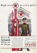 Vintage Gasoline Ads