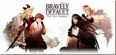 Bravely Default For the Sequel Second Website Final Fantasy