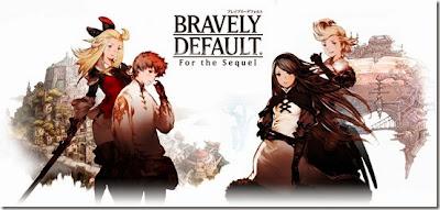 Bravely Default For the Sequel Second Website Final Fantasy